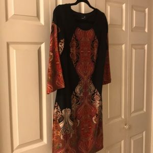 Ronni Nicole dress